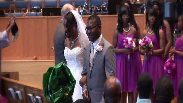 Chidi & Arinze's Wedding Highlights at Northpointe Conference Center in Columbus, Ohio
