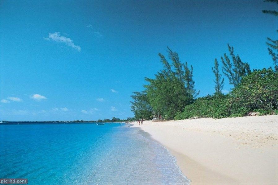 صور شواطئ جميلة أجمل صور وخلفيات شواطئ في العالم Grand Cayman Island Island Travel Island Beach