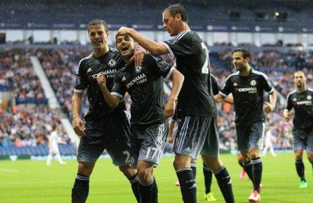 Chelsea venció al West Bromwich con gol del debutante Pedro - El Chelsea consiguió la primera victoria de la temporada tras ganar 3-2 en casa del West Bromwich, con gol del recién fichaje, el español Pedro Rod...