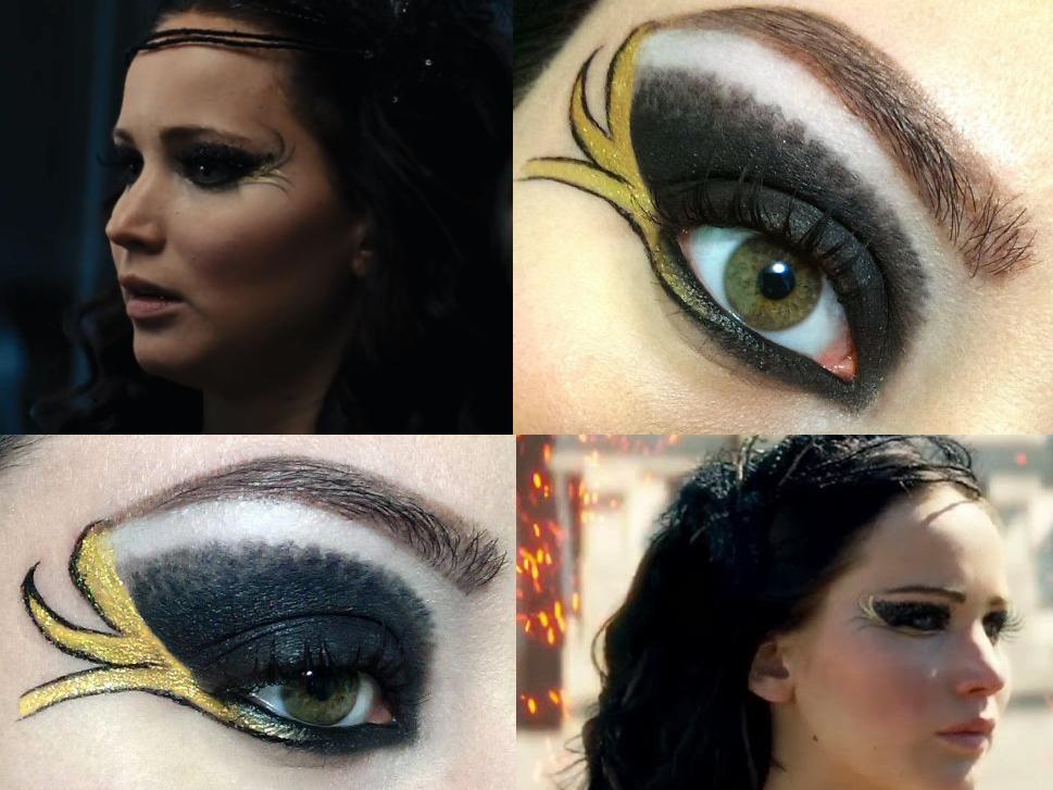 Katniss Everdeen makeup. : MakeupAddiction | prom 2016 ...