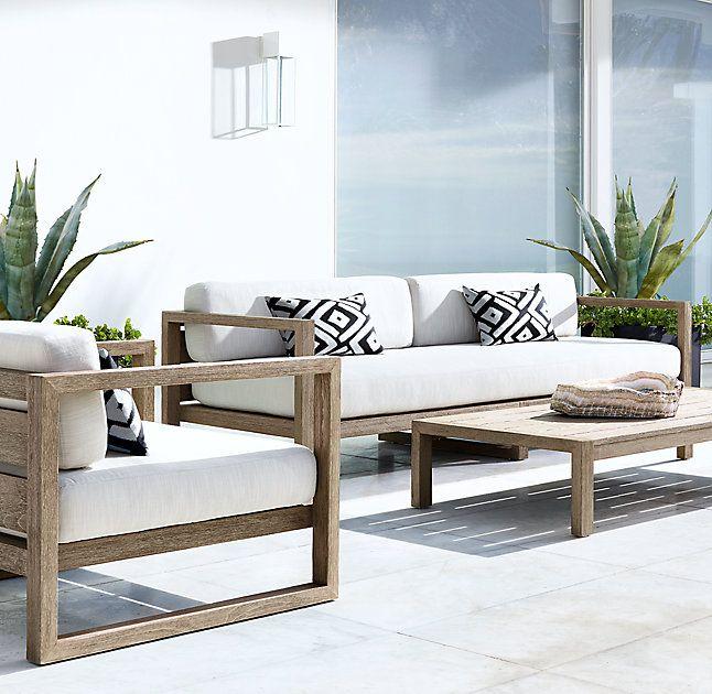 Sensational Aegean Teak Coffee Table In 2019 Homesweethome Outdoor Machost Co Dining Chair Design Ideas Machostcouk