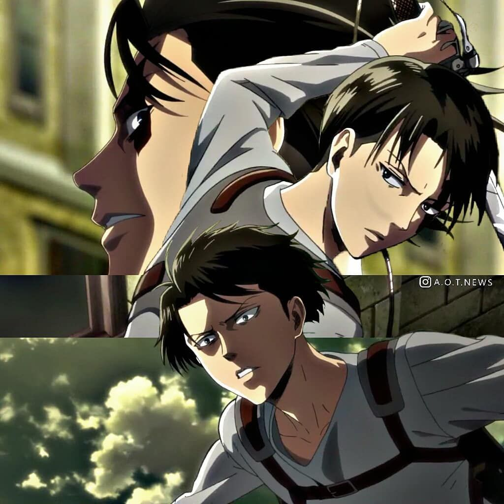 Follow A O T News For More Attack On Titan Season 3 Episode 3 Ep 40 Old Story The Episode Will Come Out Toda Attack On Titan Season Attack On Titan Titans