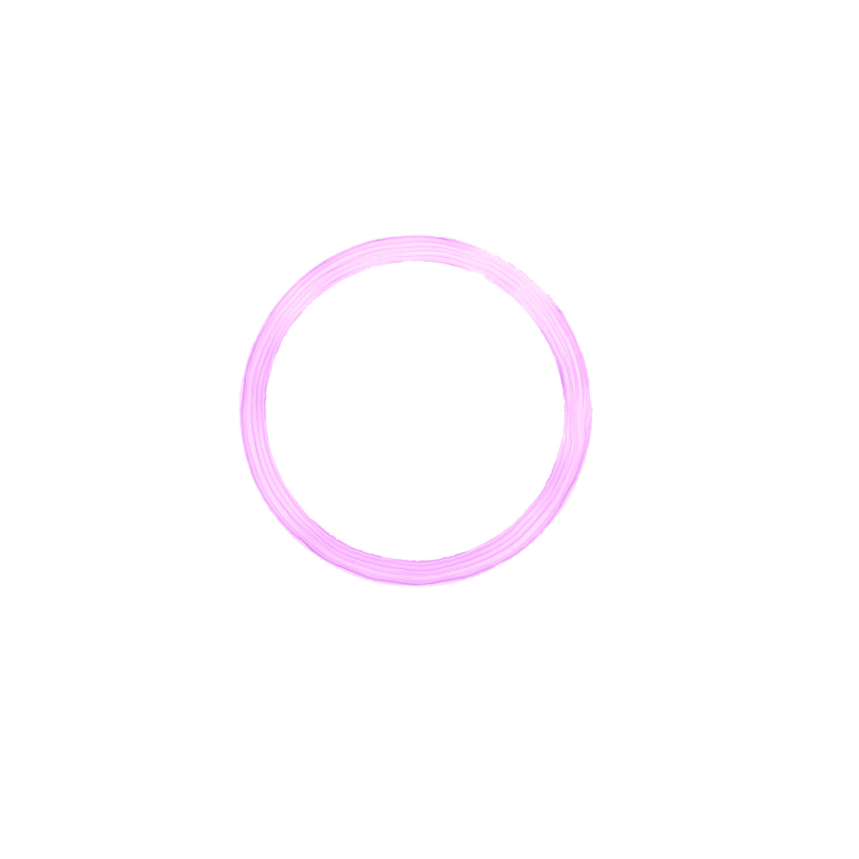 Freetoedit Pink Circle Outline Cute Remixit Circle Outline Pink Images Pink