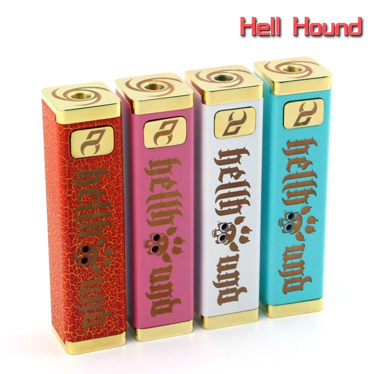 Variable Voltage Mods 2015 New Hellhound Mod Full Machanical Mods Clone Hell Hound Mod 18650 Battery 510 Thread Fit Hellboy Rda Atomziers Dhl Free Electronic Cig Mods From Daryochina, $19.03| Dhgate.Com