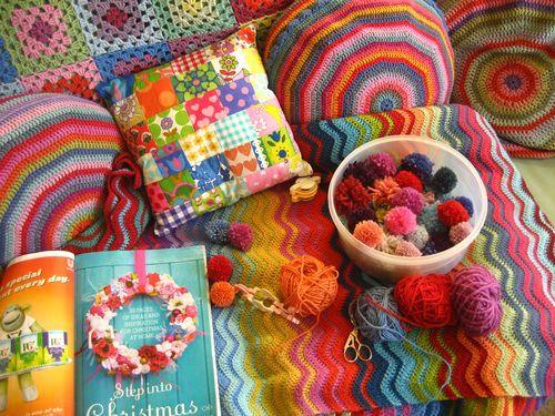 Idéias coloridas!