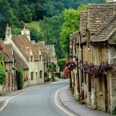 Castle Combe ~ Wiltshire, England