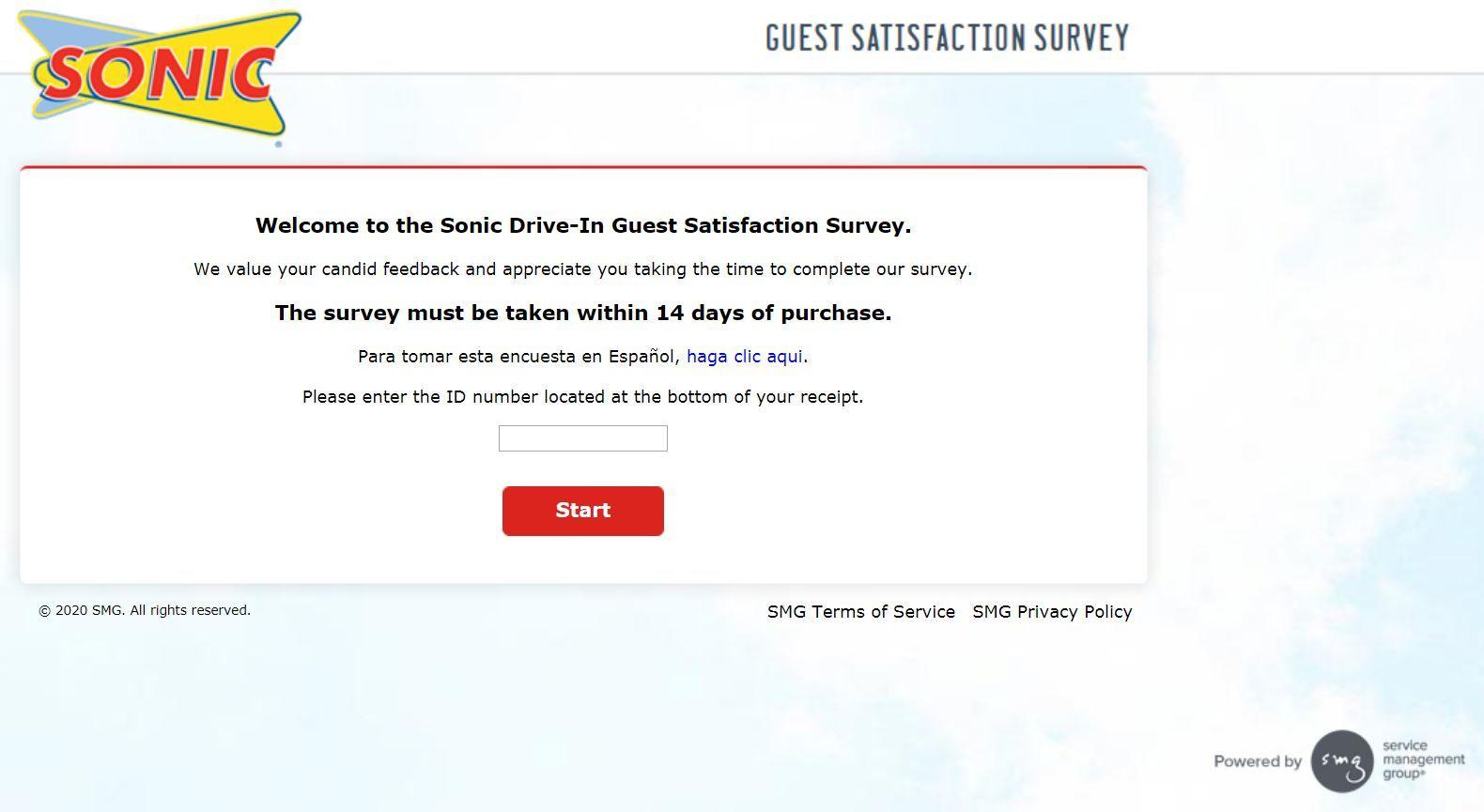 Talktosonic Free Drink Food Guest Satisfaction Survey Surveys Free Food Coupons Marketing Tactics