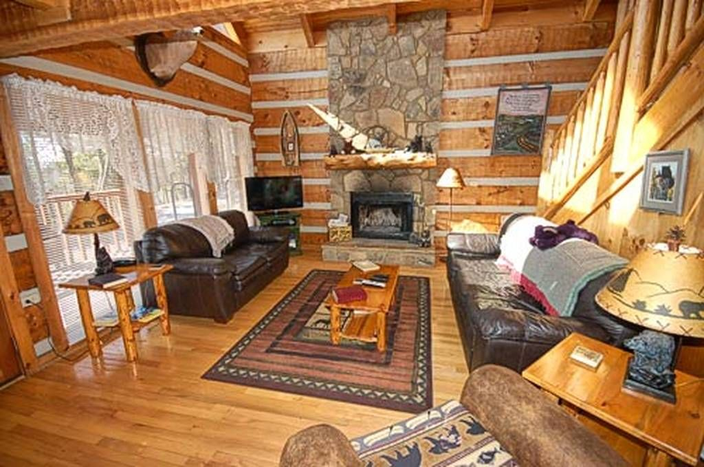 Somewhere In Time 2 Bedroom Vacation Cabin Rental in