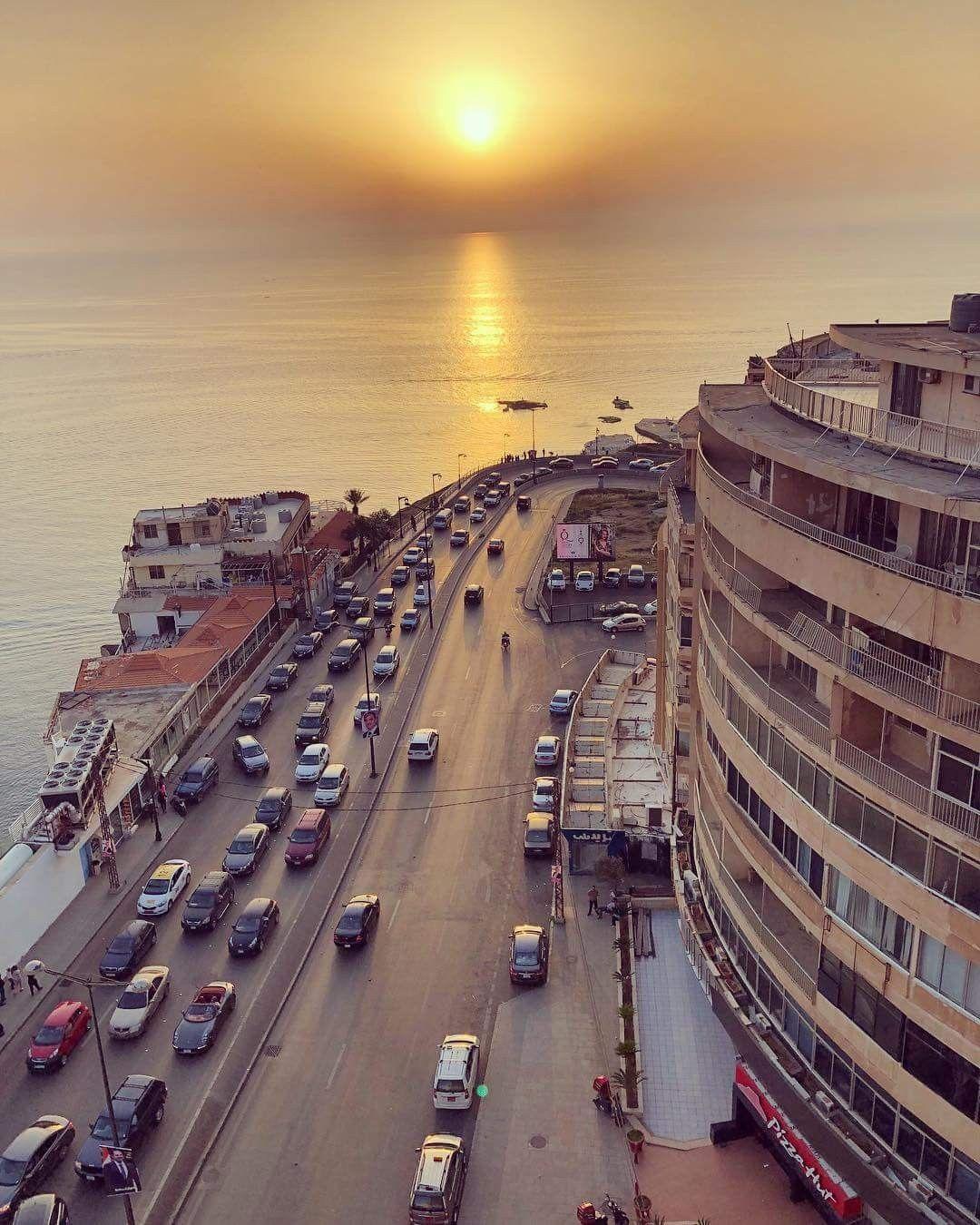 Beirut بيروت Libanon Orte Leben