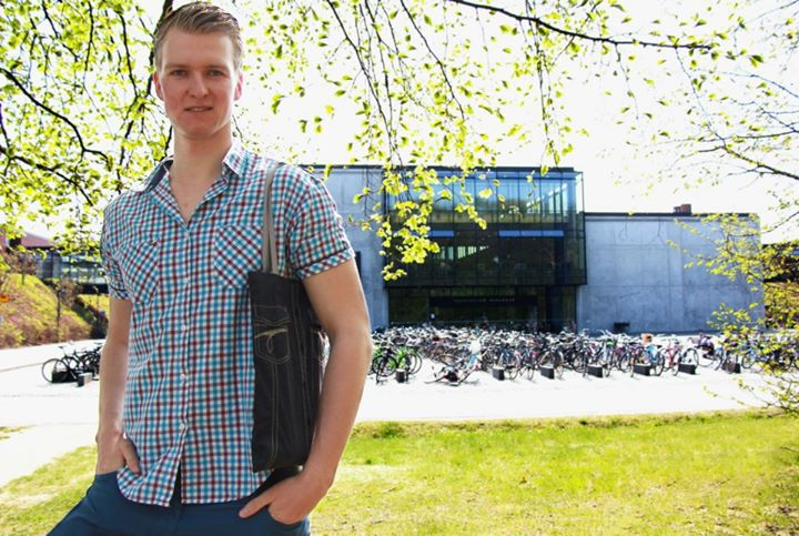GERMANY Tobias Gebhardt is from #Germany and #studies #M.Sc. in #Economics & #Business at the #University of Southern #Denmark