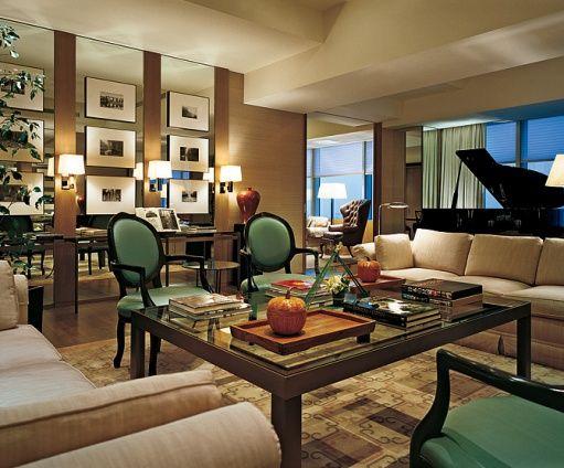 Presidential Suite In Park Hyatt Tokyo Hotel Interior Hotels Design Hotel Plan