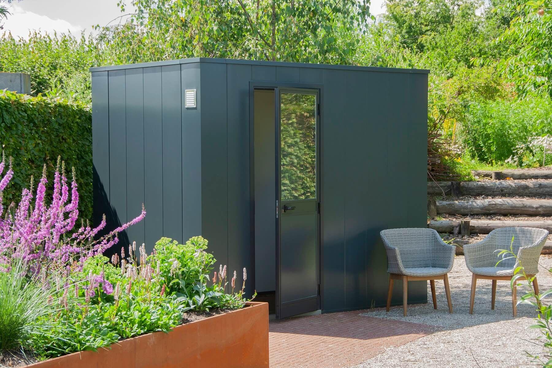 Ongekend Modern Tuinhuis kopen? Geïsoleerd + onderhoudsvrij in 2020 AJ-83