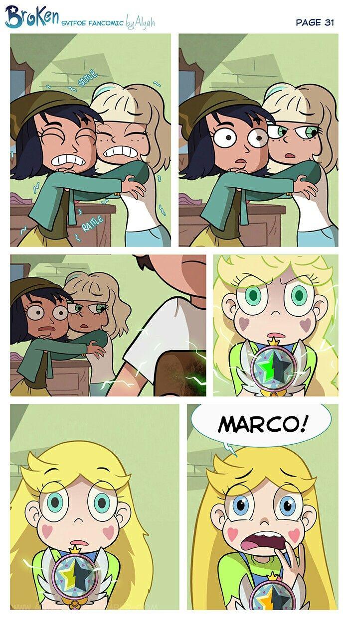 31 Marco?! | Comic. Broken SVTFOE | Pinterest | Star, Star butterfly ...