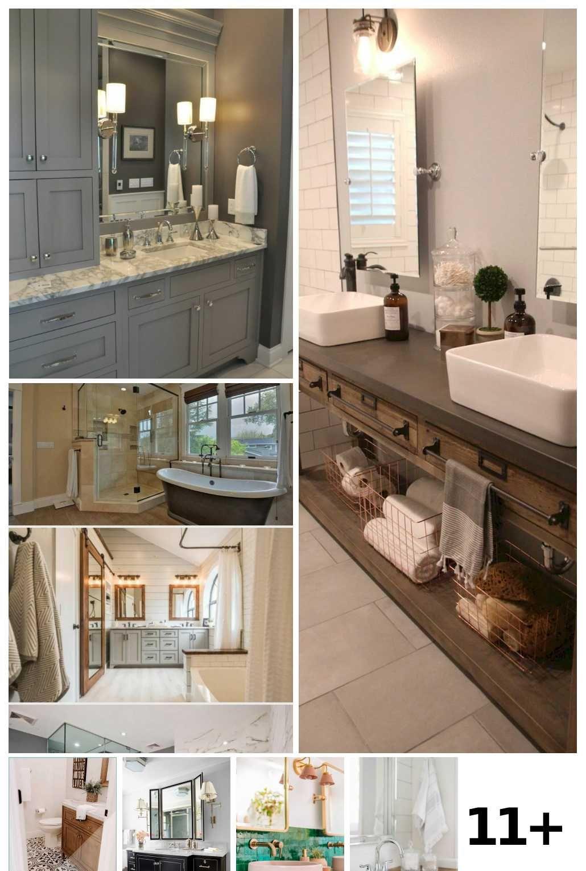 11 Master Bathroom Sink Ideas In 2020 Bathroom Decor Master Bathroom Sinks Diy Bathroom