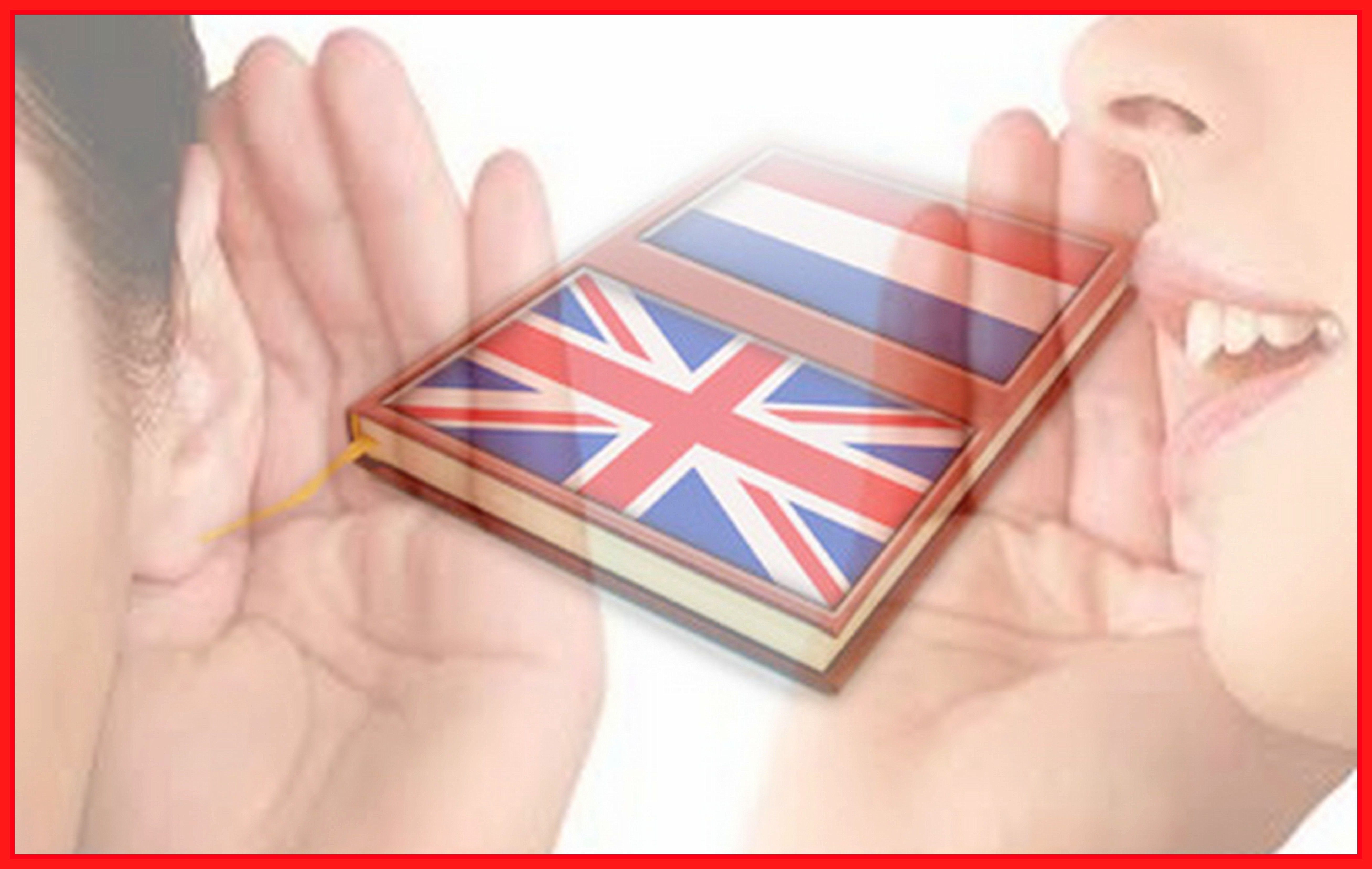 Client my English translation services, how
