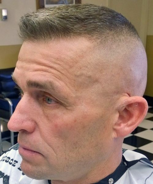 Pin By Neil Andoque On Project Hairstyle Pinterest Army Cut - Mens hairstyle army cut