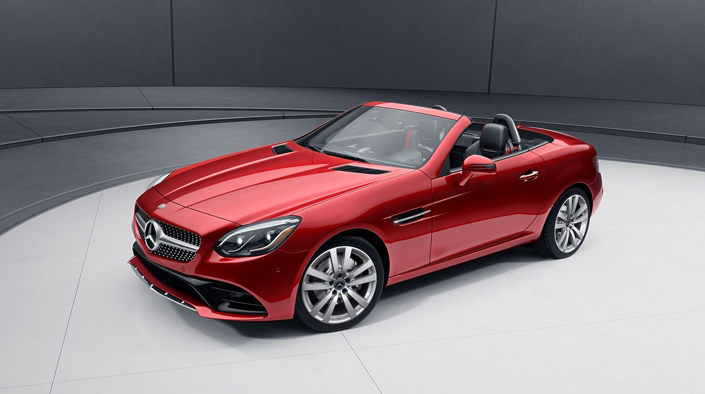 In Designo Cardinal Red With Premium 2 And Sport Packages