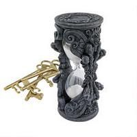 Gothic Grains of Time Gargoyle Hourglass $25 @ DT