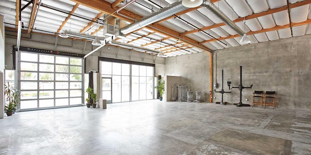 2010 Studios, A True North Facing Daylight Rental Studio