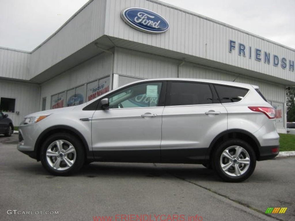 Cool ford escape 2010 silver car images hd 2013 ingot silver metallic ford escape se 16l