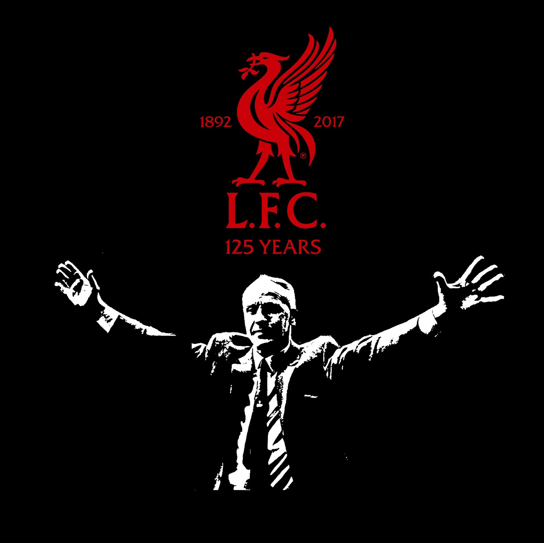 Pin on Bill Shankly