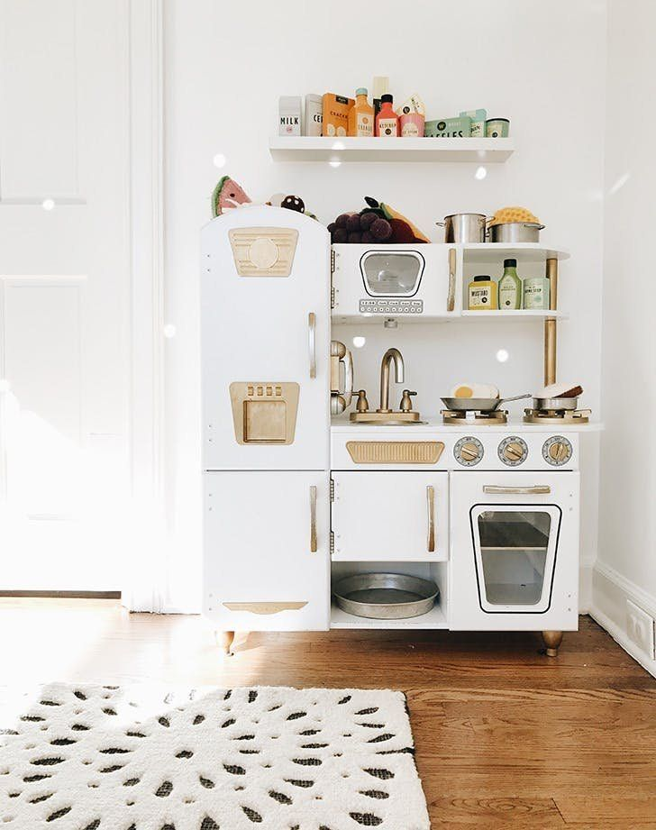 How To Keep A Playroom Organized And Clean Purewow Rangement