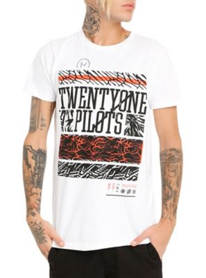 Twenty One Pilots Patterns T-Shirt