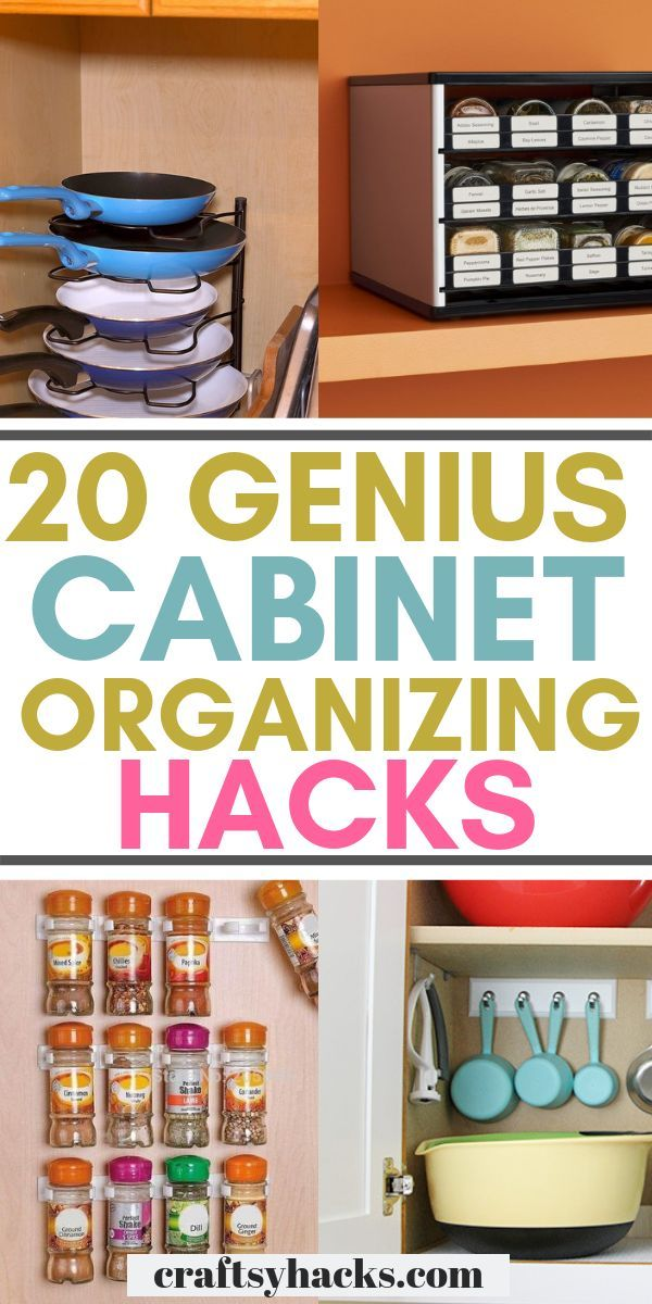 These Cabinet Organizers Are Great If You Need To Keep Your