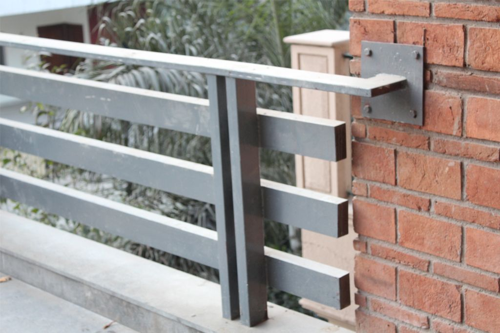 Best Contemporary Exterior Metal Handrail Google Search 400 x 300