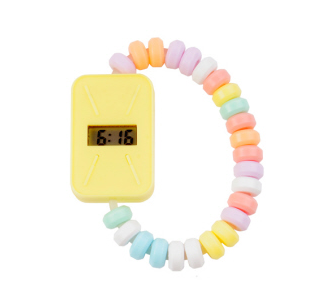 Real version of the candy watch, want this badly!