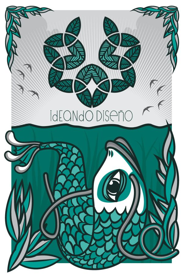 IDEANDO DISEÑO X TONE OLVERA by Tone Olvera , via Behance