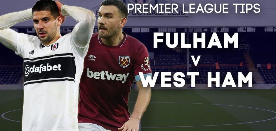Fulham Vs West Ham United Premier League Tv Channel Live Streaming Online Start Time Sports Predictions Fulham Football Predictions