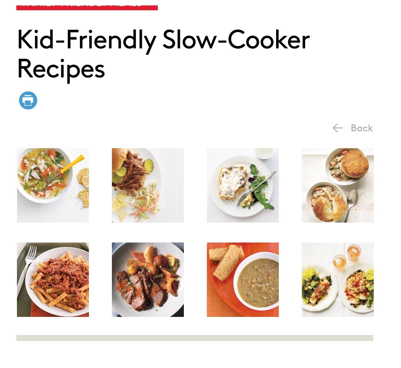 Kid-Friendly Slow-Cooker Recipes