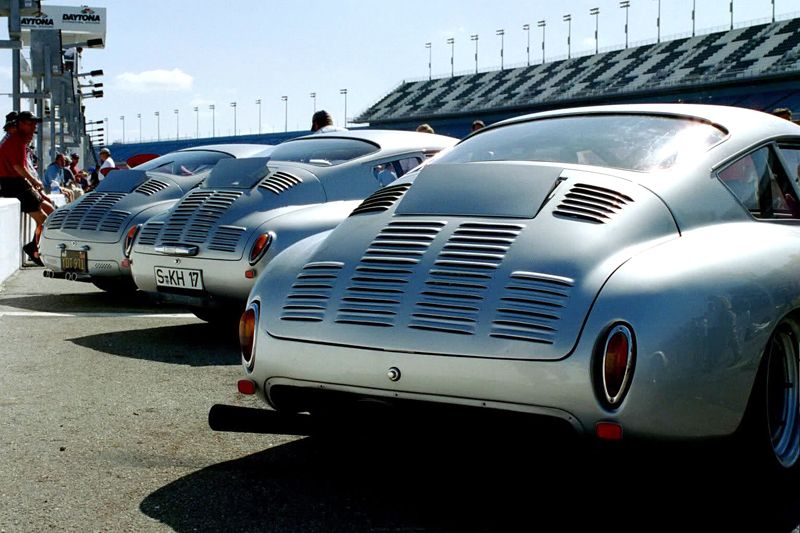 Porsche - there is no substitute!