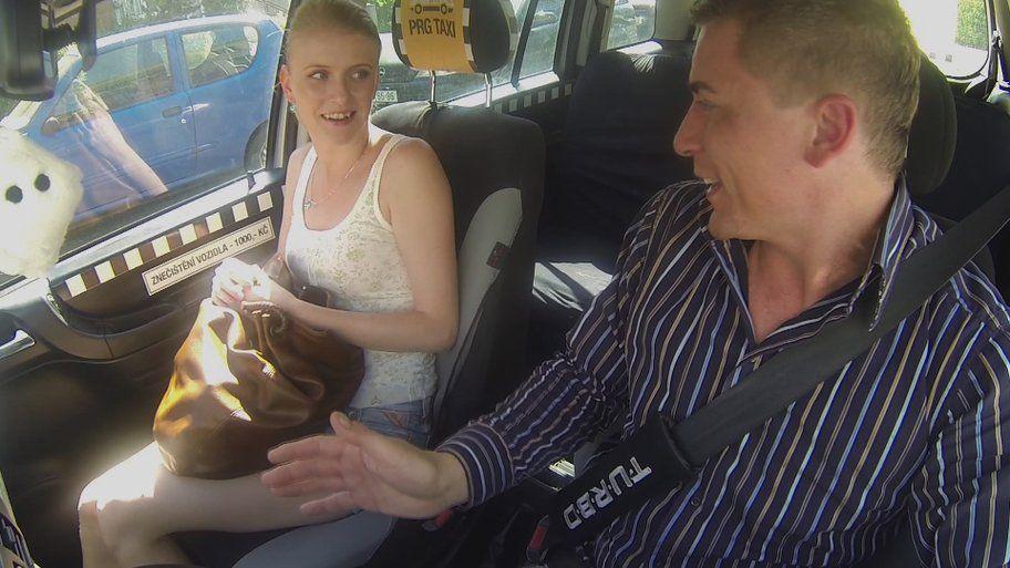 Self bondage czech taxi