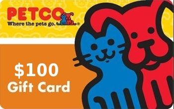 Win A 100 Petco Gift Card Petco Pets Gifts For Pet Lovers