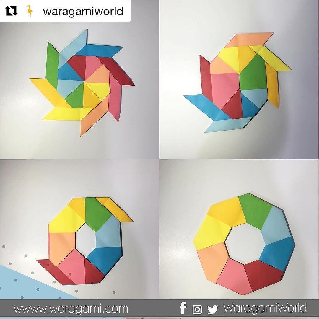 Repost Waragamiworld With Repostapp هل تعلم بأنه هنالك العديد من الفوائد لفن طي الورق الأوريجامي أبرزها بأنه ينمي شقي ال Instagram Posts Art Gaming Logos