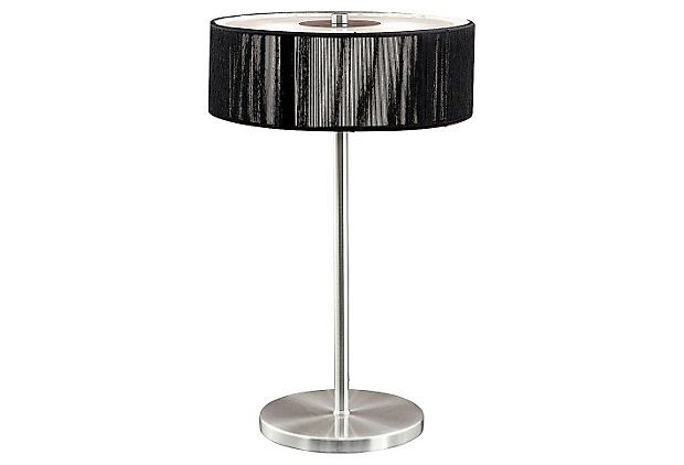 Eglo Monica Table Lamp Great To Customize Shades For The Nighstands Lamp Black Table Lamps Lamp Shade