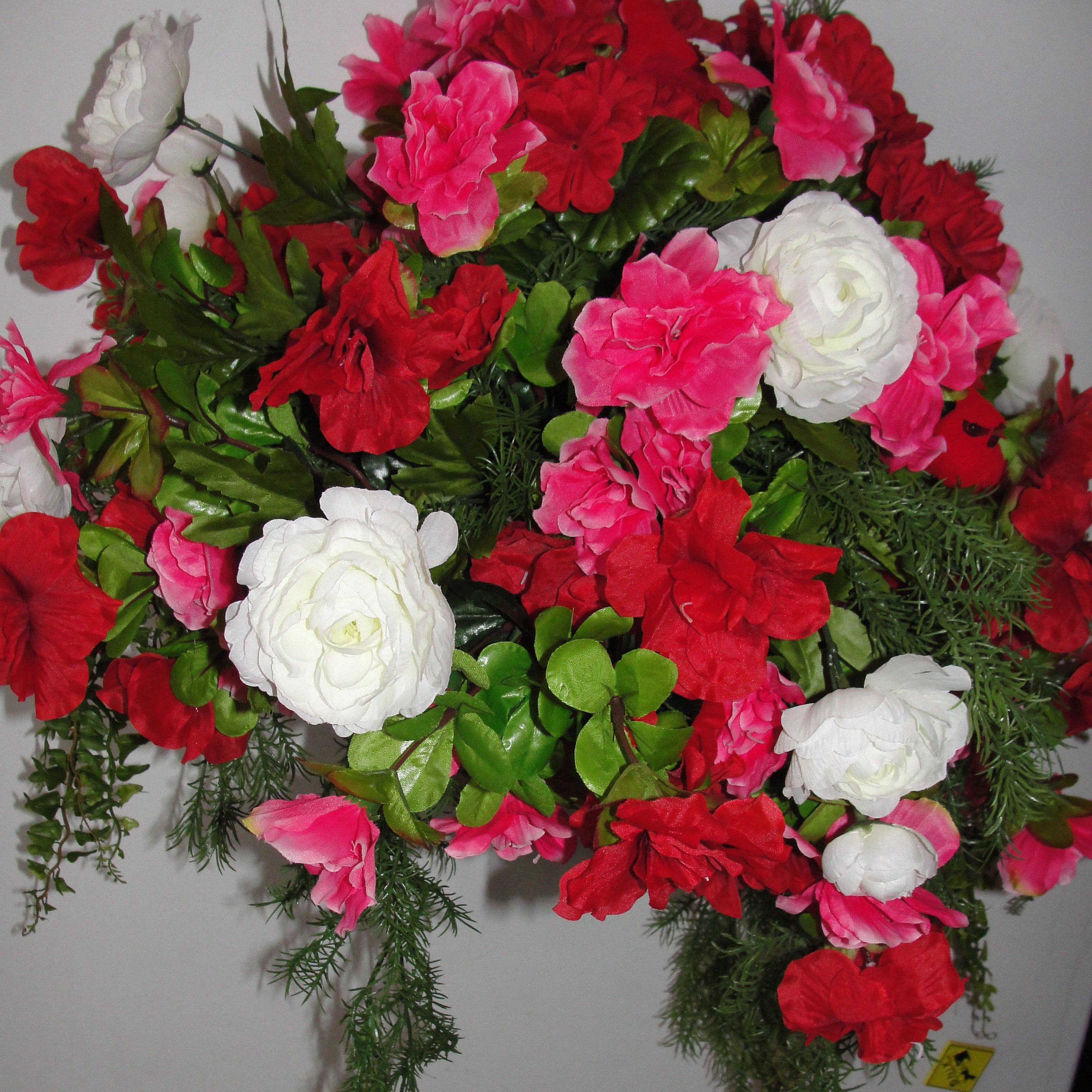 Im Offering A Discount Silk Flower Arrangements Pinterest