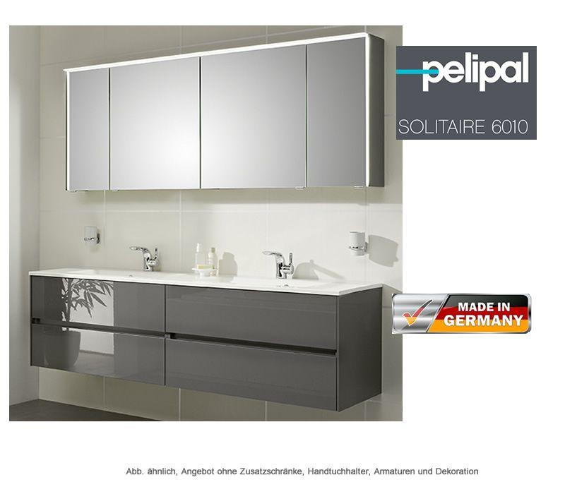Pelipal Badmobel Mit Doppelwaschtisch Als Set Solitaire 6010 V9 4