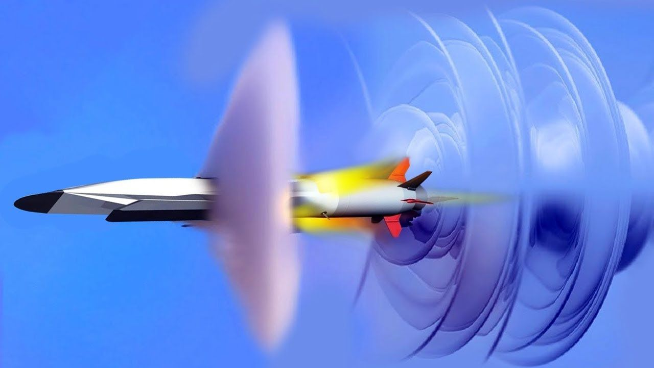 How the U.S. Quietly Winning the Hypersonic-Missile race over ...