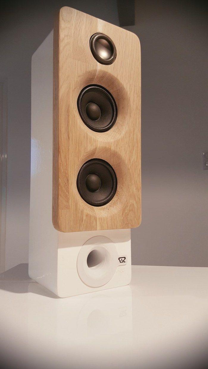 Crer Ses Enceintes Un DIY Propos Par Le Designer Barnab Ribay Diy Bluetooth Speaker