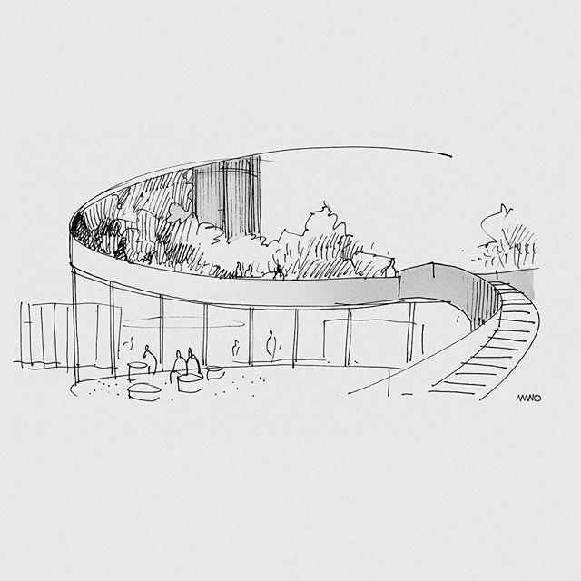 Gasometer文化市場では、中庭にはバレンシア Sk…-#建築#文化—,#建築#…-Rebelな - 建築 2020