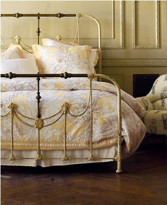 CHI Good Questions Anthropologiestyle Bedding Rod iron beds
