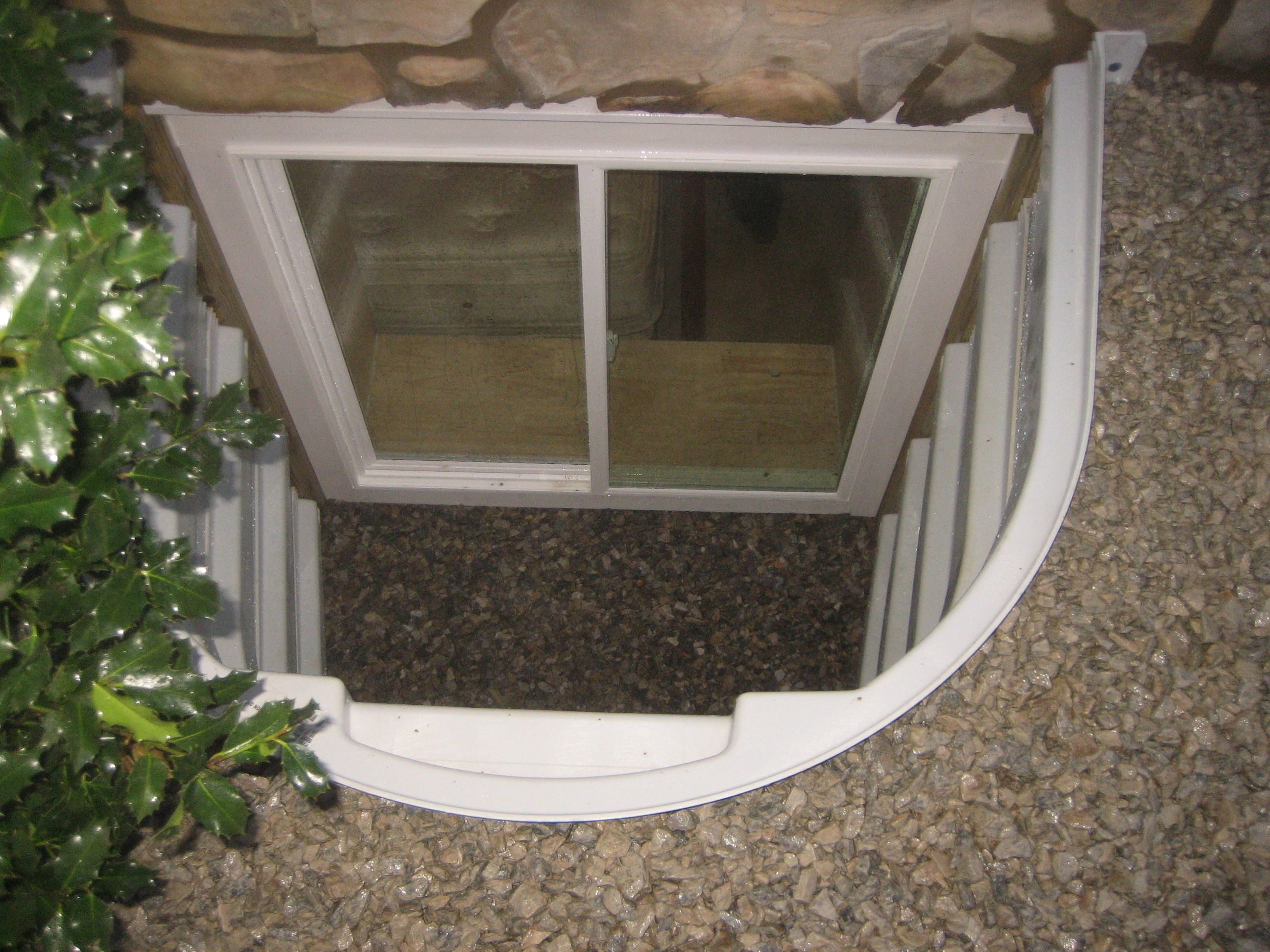 Beautiful Escape Window Basement