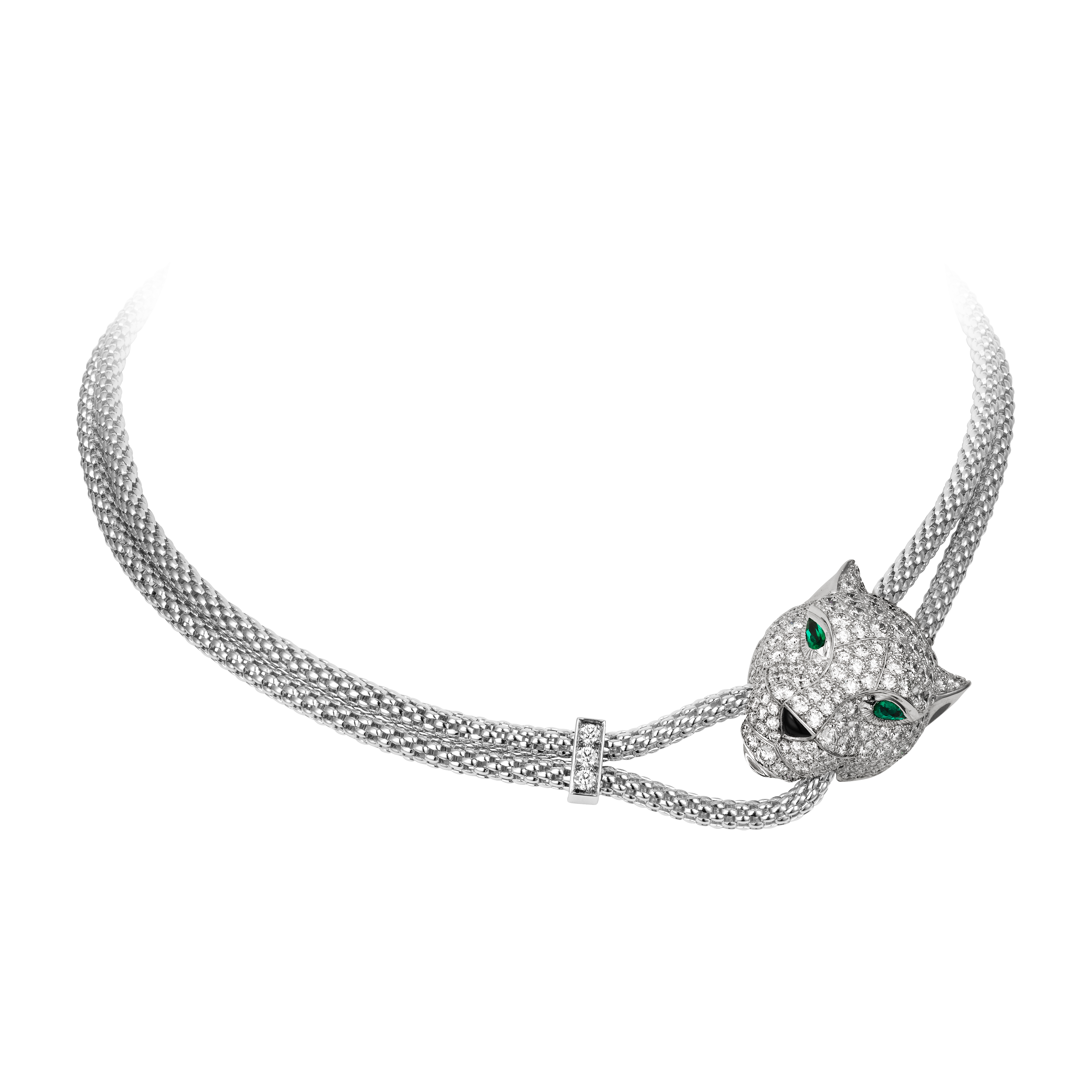 2c64757fce7 Panthère de Cartier necklace