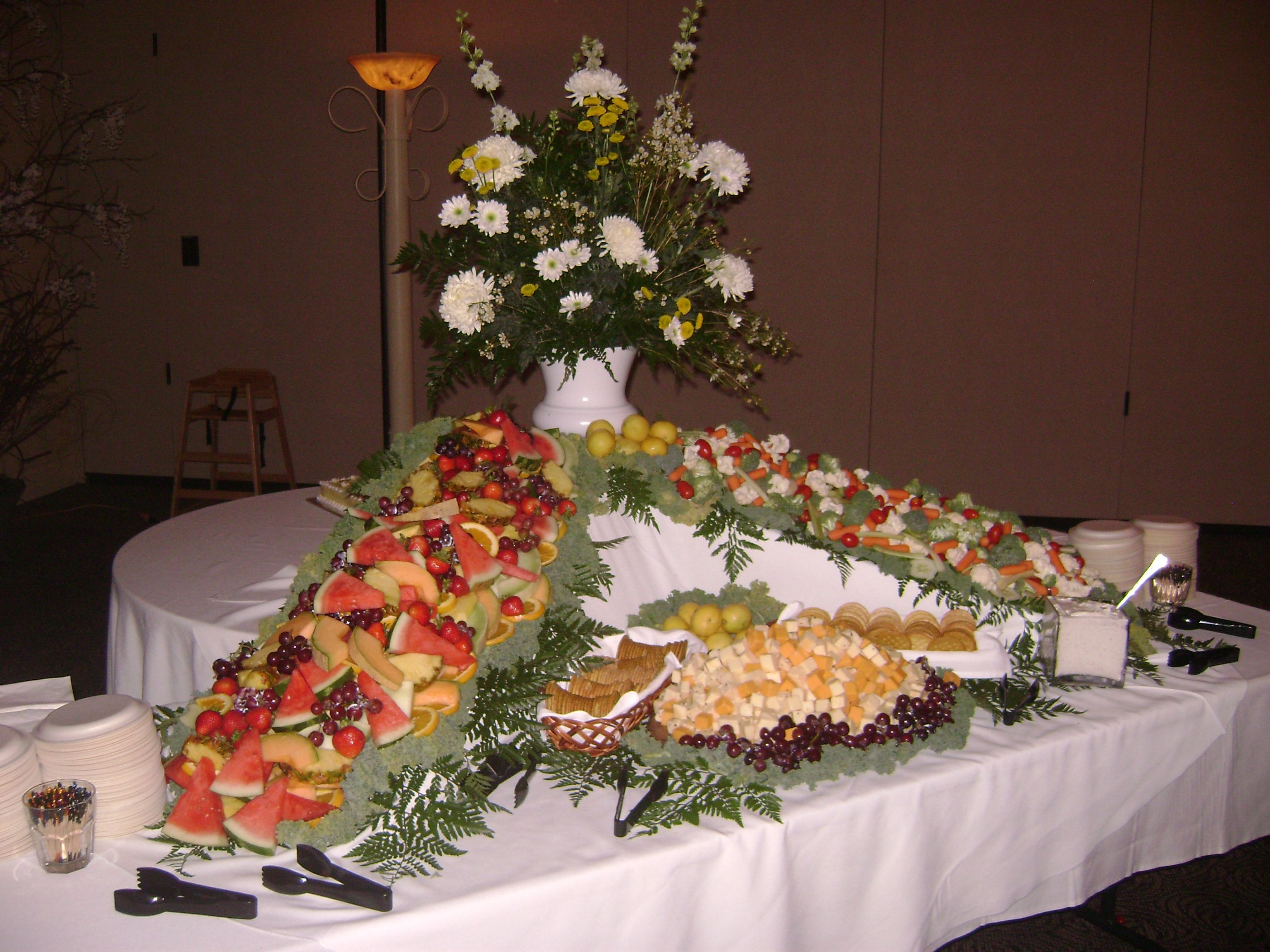 vegetable platter ideas   ... Vegetable Cascade can definitely add ...