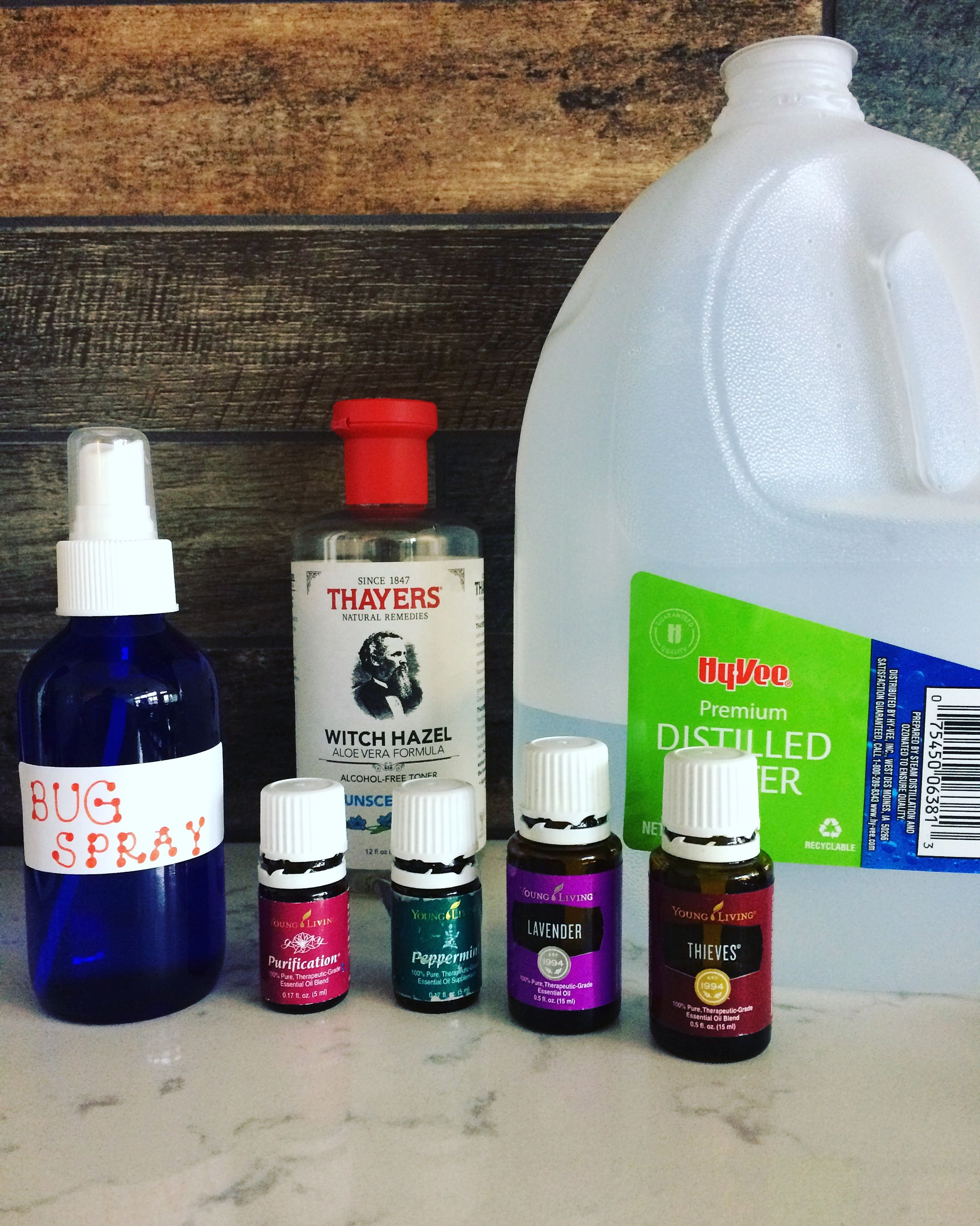 DIY Bug Spray with 4 Essential Oils (With images) Diy