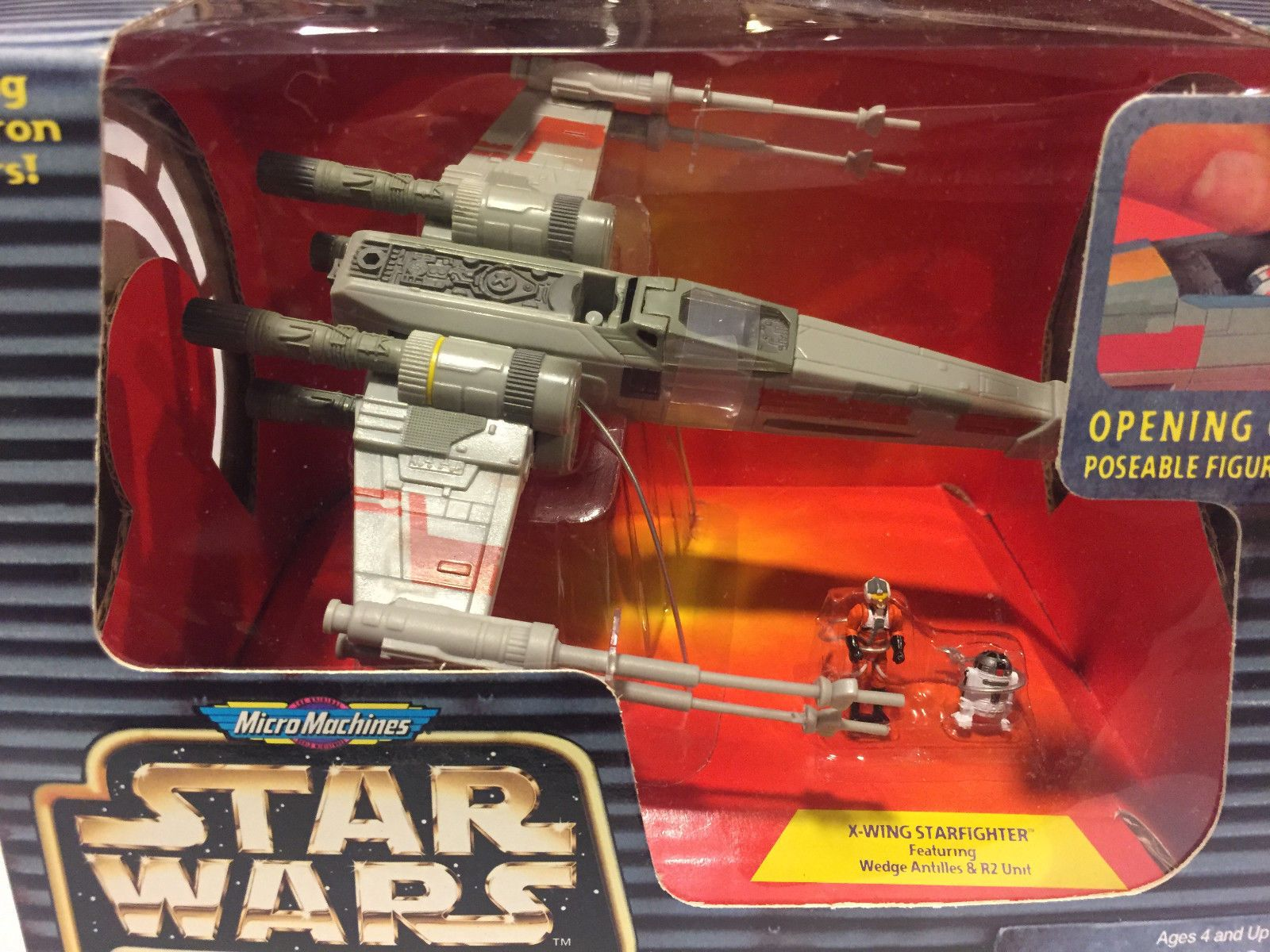 Micro Machines Star Wars Action Fleet Mon Mothma