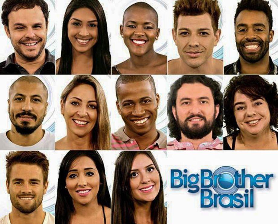 Mostre Que Voce Ja Conhece Os Brothers Do Bbb15 Votando Em